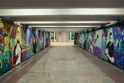 Subway, Vake Park, Tbilisi