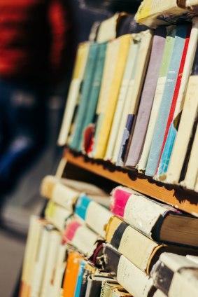 Book Store near Rustaweli, Tbilisi