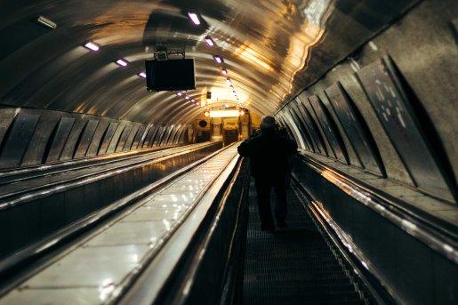 Metro Station, Tbilisi