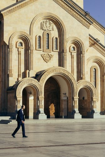 Sameba Cathedral, Tbilisi