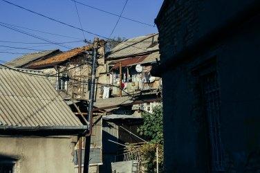 Side Street near Sameba Cathedral, Tbilisi