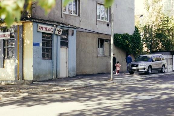 Outskirts of town, Kakheti Highway, Tbilisi