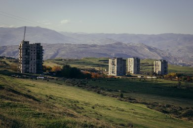 Near Tbilisi Lake, Tbilisi