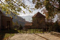 The Monastery, Mskheta