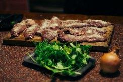 Dinner, Sololaki, Tbilisi