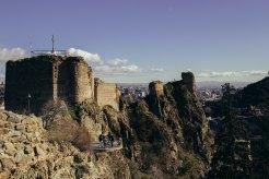 Narikala Fortress, Sololaki, Tbilisi