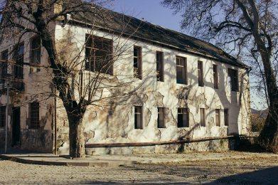 Abandoned Building, Bolnisi