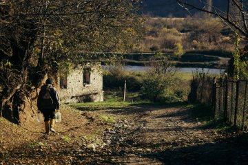 River at Bolnisi
