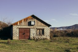 A Barn, Bolnisi