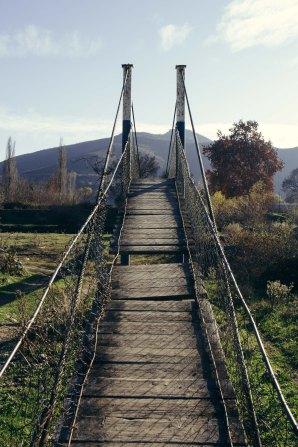 Bridge across, Bolnisi